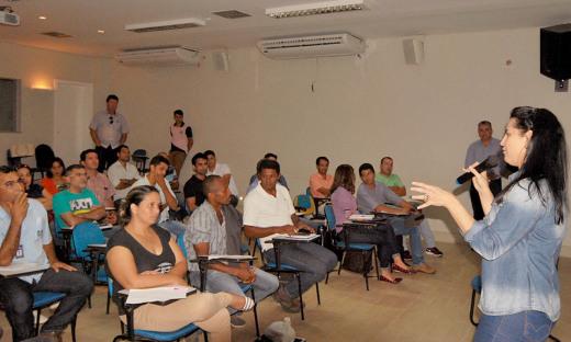 A vice-presidente da Adapec, Márcia Helena da Fonseca destacou a importância do trabalho realizado pela Adapec na área vegetal para o desenvolvimento do setor agrícola do estado