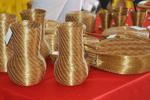Os artesãos levarão a diversidade de tipologias do artesanato do Estado ao evento