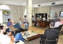 Seagro e instituições federais se reuniram para discutir as ações de melhorias para serem desenvolvidas durante a Agrotins 2018