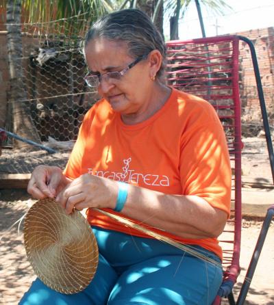 O artesanato é fonte de renda de famílias das diversas regiões do Tocantins
