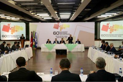 Presidente do Detran-TO participa de encontro Nacional