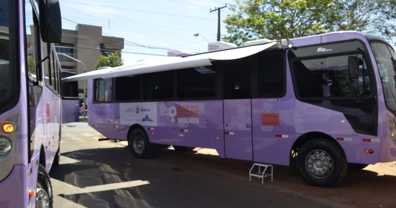 Unidades Móveis entregues em 2017 pela Secretaria Nacional de Mulheres. Foto Tom Lima - Governo do Tocantins_800x420.jpg