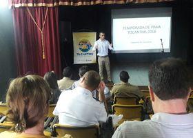 James Possapp, superintendente de  Desenvolvimento Turístico da Seden, reforçou a importância de parcerias para o event