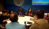 A secretária Meire Carreira participou de debates importantes sobre gestão hídrica e apresentou ações realizadas no Tocantins