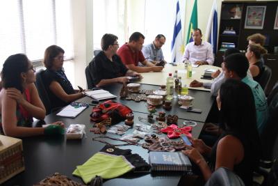 A Seden reuniu instituições e entidades ligadas ao extrativismo do coco babaçu para discutir estruturação da atividade