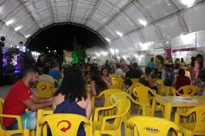 Uma iniciativa do Palmas Convention & Visitours Bureau, o Festival Palmas para Elas conta com o apoio institucional do Governo do Estado