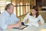 Assume o cargo de Secretária de Estado da Educação a professora Adriana da Costa Pereira Aguiar, que já foi titular da Pasta em 2014