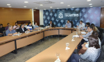 Reunidos durante toda a manhã deste sábado, 31, o novo secretariado estadual discutiu demandas e apresentou, pasta por pasta, os desafios de cada órgão