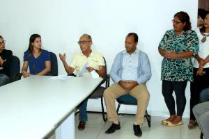 Ex-presidente da Adapec, Humberto Camelo, transmite o cargo ao novo presidente empossado