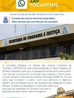 Cidadania e Justiça