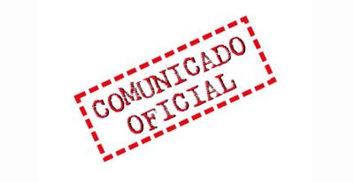 Comunicado oficial - Concurso PGE/TO