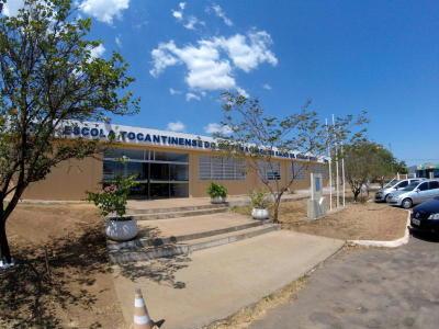 Escola Tocantinense do SUS Dr. Gismar Gomes