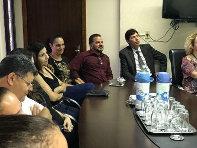 PGE faz reunião com todos os procuradores do Estado