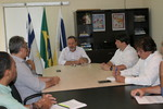 Secretário da Seden reúne entidades da indústria do Tocantins