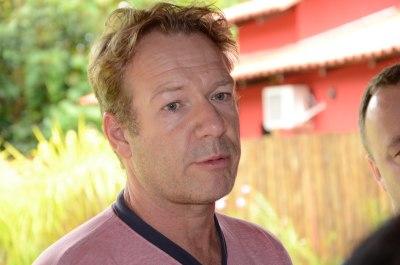 Martyn Menkeo, operador de turismo da Holanda
