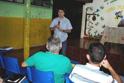 Curso Intensivo sobre funcionamento dos Alcoólicos Anônimos em Taipas - Tocantins