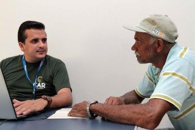 Governo do Tocantins realiza serviço gratuito para proprietários de imóveis rurais