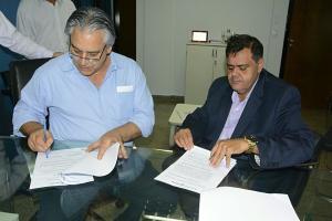 Assinatura de Termo de Cooperação Técnica com Secretaria de Seguraça Pública