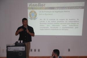 O Naturatins com apoio do Ibama, realizou na última sexta-feira, 6, o 2º Workshop sobre o Sinaflor