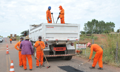 O recurso para as obras é específico da Contribuição de Intervenção no Domínio Econômico (Cide), conhecido como o imposto do combustível, e deve contemplar rodovias estaduais de norte a sul do Tocantins