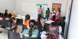 A qualidade do produto final, resultou na encomenda pelo prefeito de Lajeado, de 150 sabonetes, para presentear as servidoras da Prefeitura, no Dia das Mães