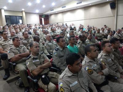 Militares do 2º BPM participam de curso