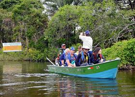 O ecoturismo é uma das modalidades mais apreciadas pelos holandeses