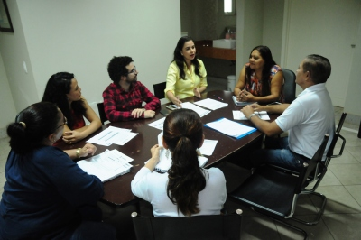 Reunião entre Seagro e Ruraltins para definir ações e articular a mobilização das caravanas dos produtores para a Agrotins 2018