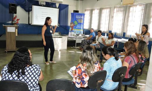 A DRE de Gurupi é a primeira a receber a formação do IAS, neste ano
