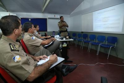 Comandante do 5º Batalhão em Porto Nacional.JPG
