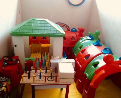 Brinquedoteca instalada na Cadeia Publica de Miranorte