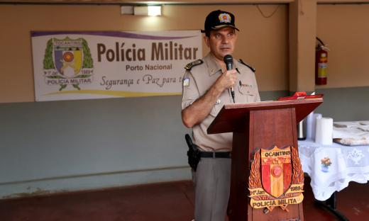 O comandante geral da PM, coronel Jaizon, enfatizou que, com a realização deste encontro, os comandantes irão apresentar ações positivas  e propositivas que podem ser implementadas pelas demais unidades