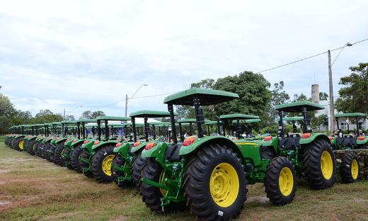 O investimento demandou mais de R$ 15 milhões, recursos oriundos do Ministério da Agricultura, Pecuária e Abastecimento (Mapa), com contrapartida do Governo do Tocantins