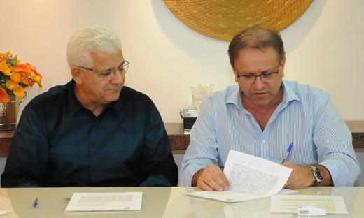 Objetivo do acordo é estabelecer cooperação técnica e operacional entre o Procon Tocantins e a Agência Nacional de Petróleo (ANP)