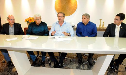 Marcelo Miranda afirmou que a parceria entre os dois órgãos vai reforçar ainda mais o trabalho em defesa do consumidor, que vem sendo desenvolvido pelo Procon/TO