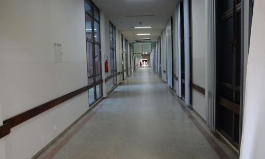 Com obras, o Governo conseguiu zerar o número de pacientes nos corredores do HGP