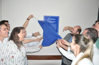 Em um ambiente climatizado e com mais conforto para os pacientes foi inaugurada, nesta sexta-feira, 13, a Unidade de Tomada de Decisão e a Unidade de Internação Rápida do Hospital Geral de Palmas (HGP)