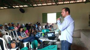 Andrey Costa divulga censo da piscicultura região sudeste