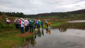 Dia de Campo da Piscicultura na Agroalmas 2018