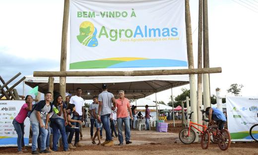 Evento, que ocorreu no Colégio Agropecuário de Almas e é realizado pelo Governo do Tocantins