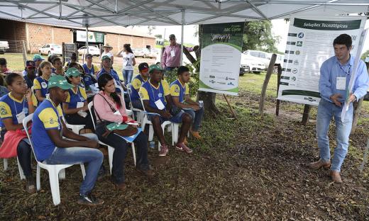 Evento que reuniu estudantes da Região Sudeste trabalhou o fomento econômico por meio de tecnologias sustentáveis com foco no fortalecimento das cadeias produtivas