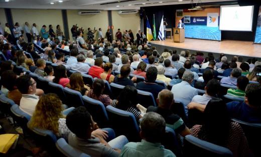 Governador frisou que a Agrotins constitui oportunidade de atrair investidores e movimentar a economia
