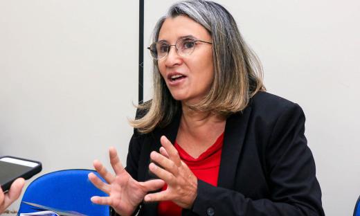 Suely Tavares de Souza, que está desempregada e idealizando trabalhar com alimentação, é uma das 28 pessoas que querem apostar no empreendedorismo