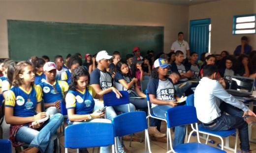 O Circuito de Pecuária Sustentável contou com quatro palestras por dia