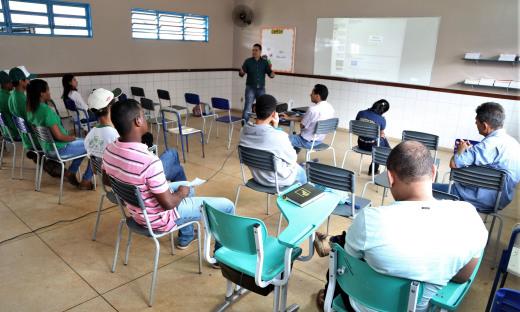 João Albuquerque Filho, organizador da AgroAlmas, disse que em 2019 a Feira passará  a se chamar AgroSudeste