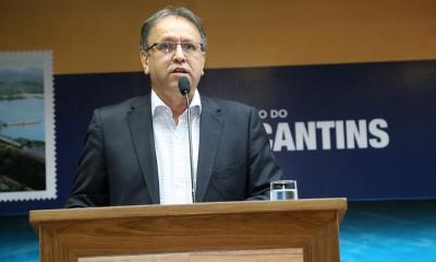 Para o governador Marcelo Miranda, a feira é um importante fator de fortalecimento do agronegócio no Estado e para o Brasil - Ademir dos Anjos/Governo do Tocantins