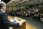 Marcelo Miranda ressaltou a importância da Agrotins como uma oportunidade para mostrar a competitividade do agronegócio tocantinense