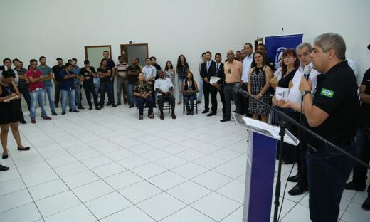 Segundo o secretário, foi ainda na gestão do governador Marcelo Miranda, em 2007, que foi criada a Gerência da Escola Penitenciária