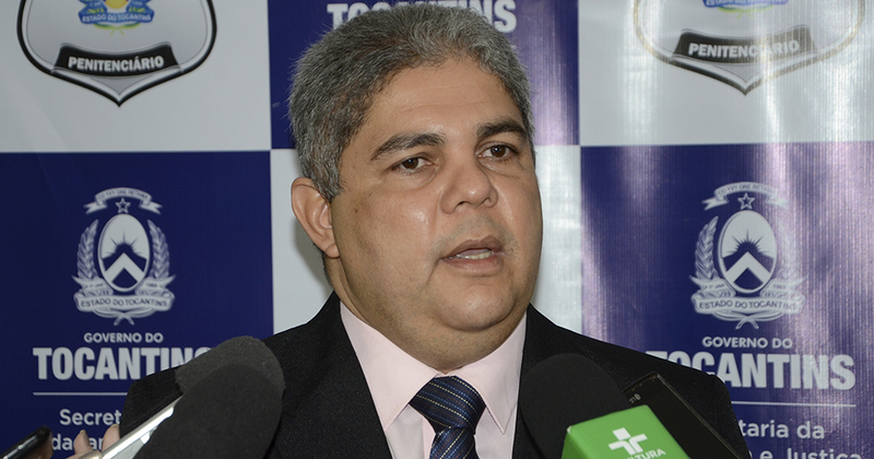 Anuência foi dada pelo Coronel Glauber de Oliveira, titular da Seciju.
