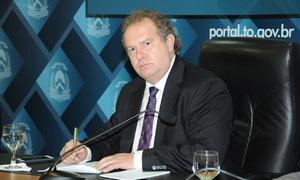 Mauro Carlesse nomeia secretários estaduais